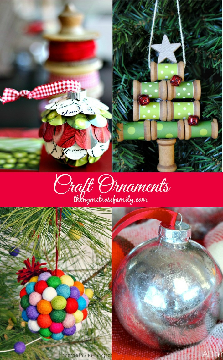 Best Handmade Christmas Ornaments