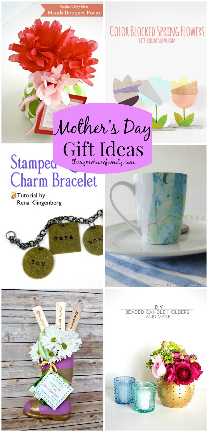 Mother's Day Gift Ideas | The NY Melrose Family