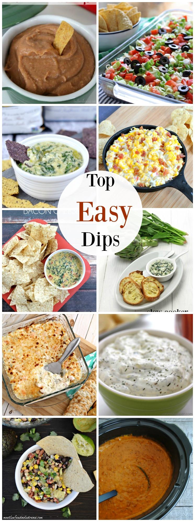 Top Easy Dips