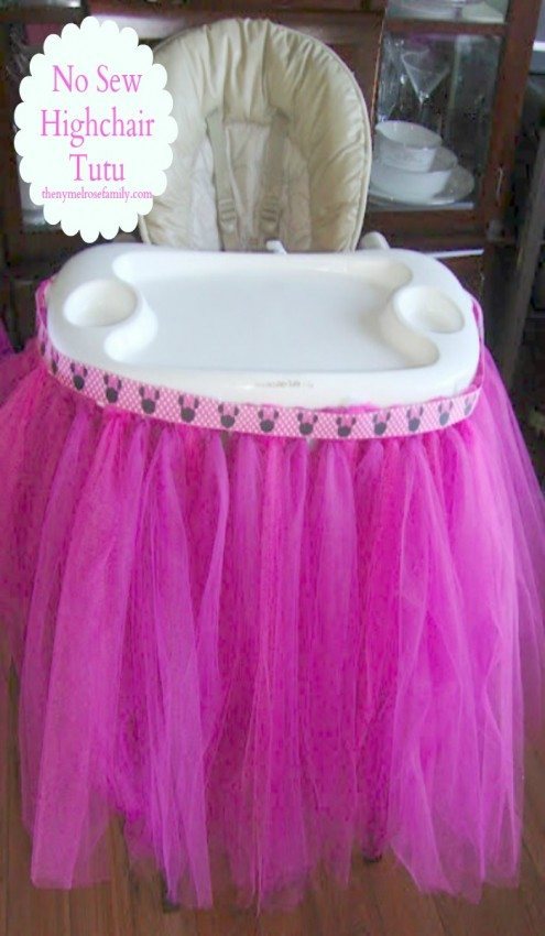 No-Sew-Highchair-Tutu