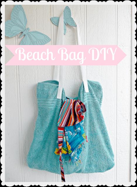 DIY Beach Bag from Betwixxt