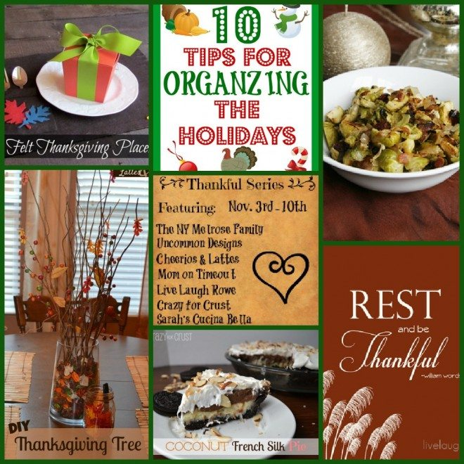 Thankful Series Blog Hop