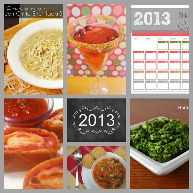 2013 inspiration features