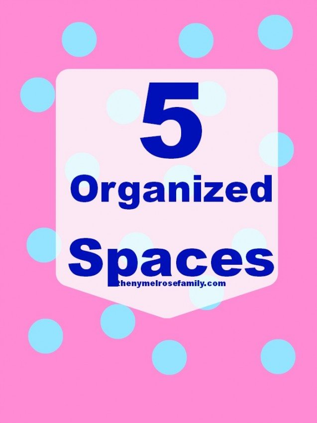 5 Organized Spaces