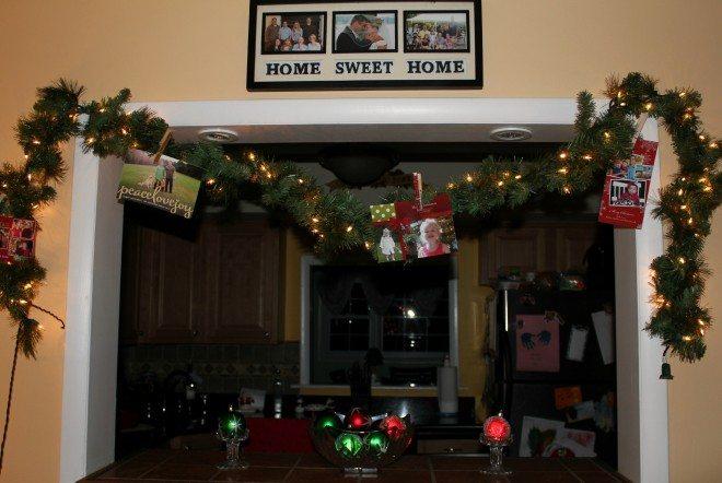 Christmas Card Organization
