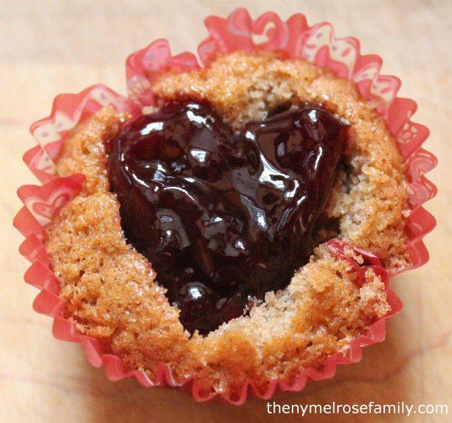 Cinnamon Raspberry Cupcake Filling