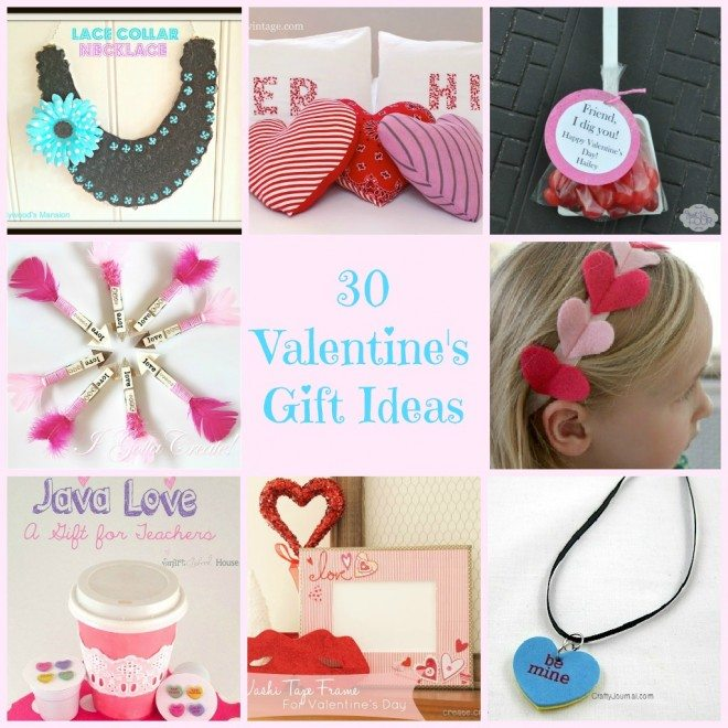 30 Valentine's Day Gift Ideas
