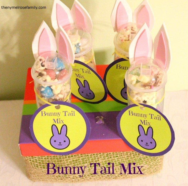 Bunny Tail Mix