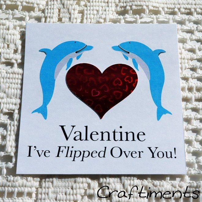Dolphin Valentine 1