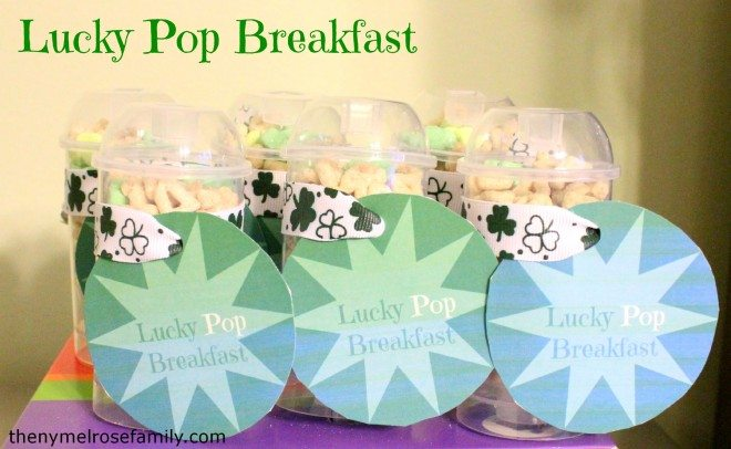 Lucky Pop Breakfast