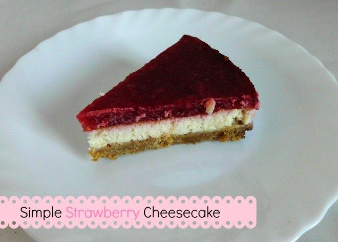 Simple-Strawberry-Cheesecake-pinkrecipebox.com_