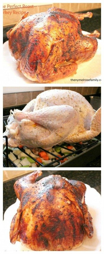 Perfect Roast Turkey Recipe