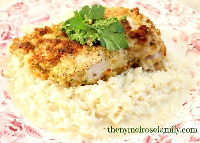 cream-cheese-and-pesto-stuffed-chicken