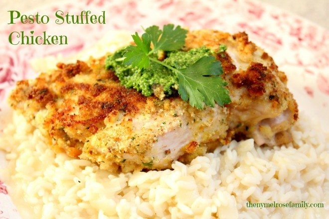 pesto-stuffed-chicken