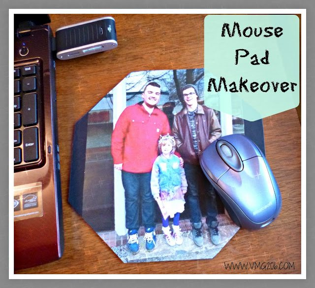 Mouse Pad Makeover Title+www.vmg206.com