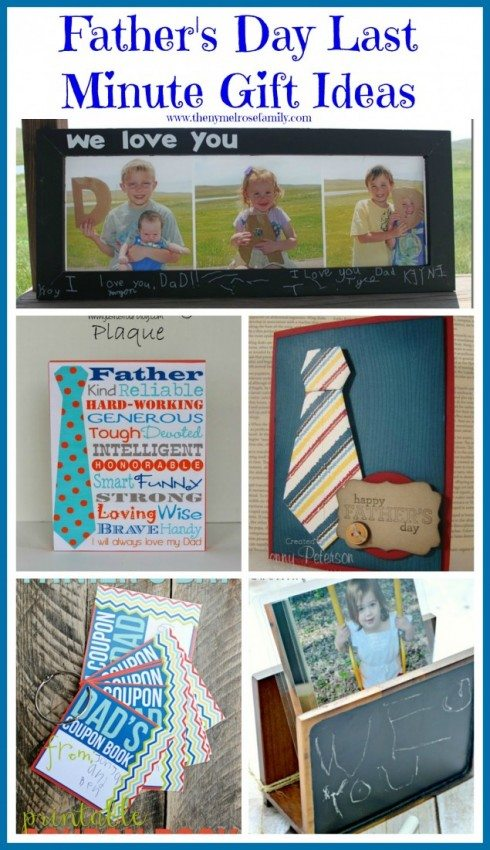 Father's Day Last Minute Gift Ideas
