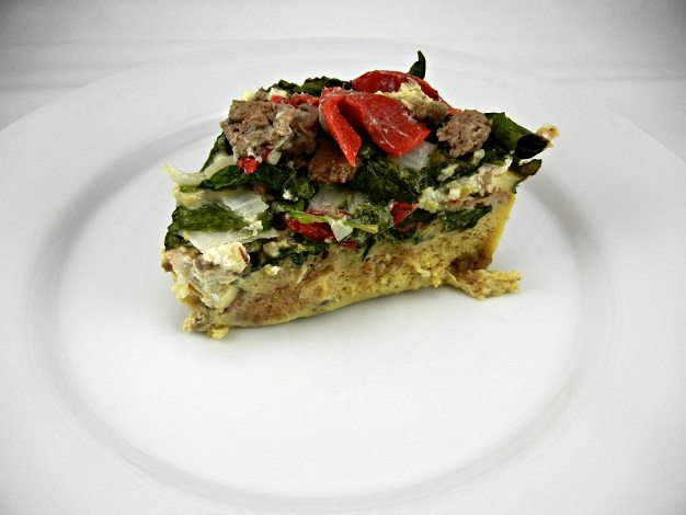 Easy-Crock-Pot-Recipe-Italian-Egg-Strata-via-www.thetastyfork.com_