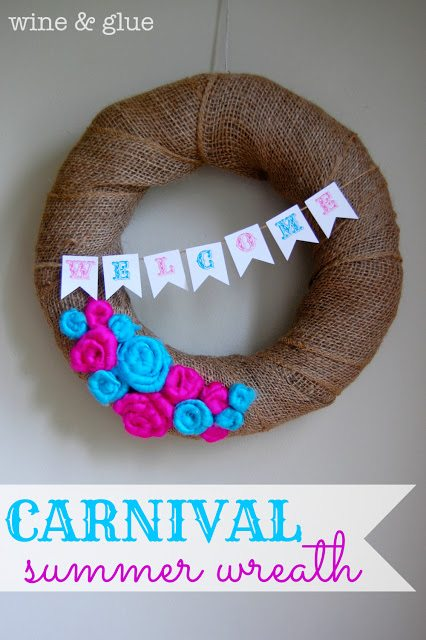 carnival_party_door_decoration