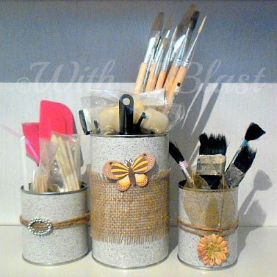 Craftroom {Part 1}Storage Containers2