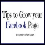 Tips to Grow Your Facebook Page