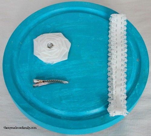 3 Minute Newborn Headband Supplies
