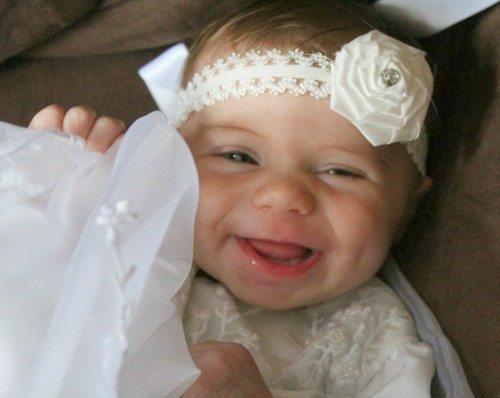 Avery at Baptims