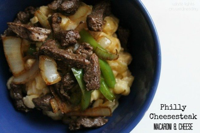 Philly-Cheesesteak-Macaroni-Cheese