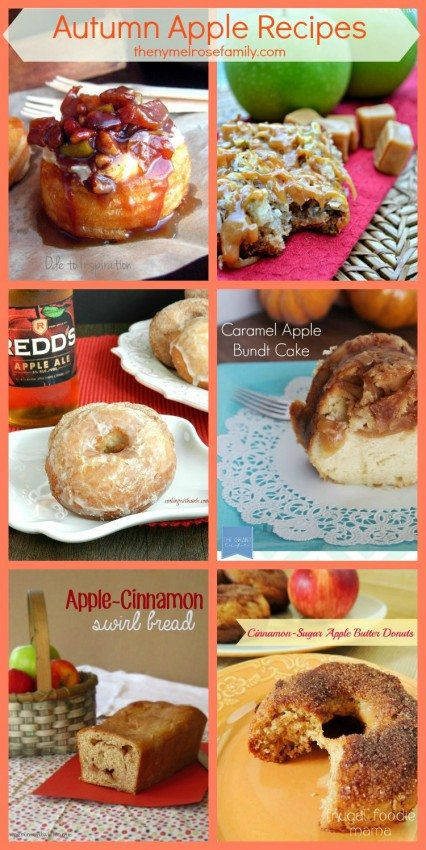 Autumn Apple Recipes