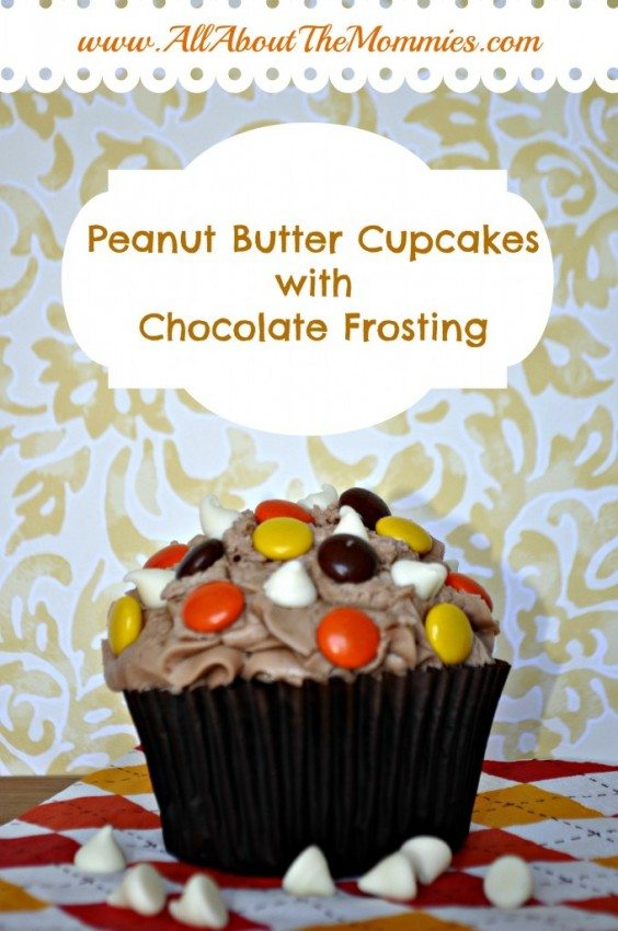 Harvest-Peanut-Butter-Cupcakes-with-Milk-Chocolate-Buttercream-Frosting-Vertical-editedversion-680x1024