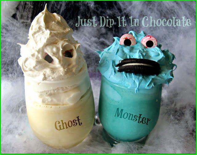 monster cocktails