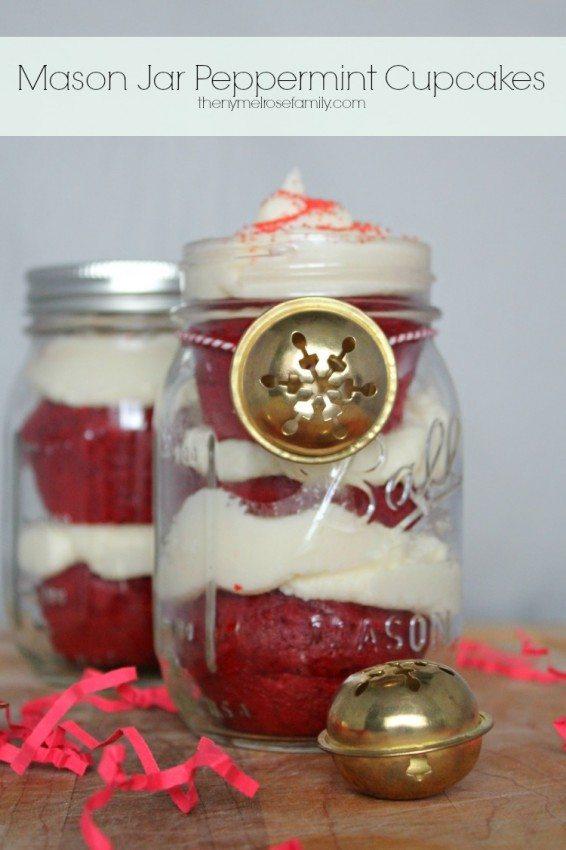 cupcake natalizi, regalo di natale