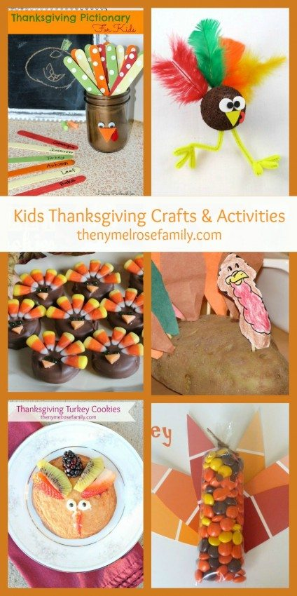 Kids-Thanksgiving-Crafts-and-Activities