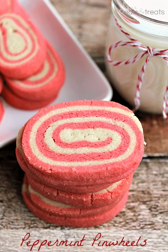 Peppermint-Pinwheels-Festive-Pinwheel-Shaped-Cookies-flavored-with-Peppermint