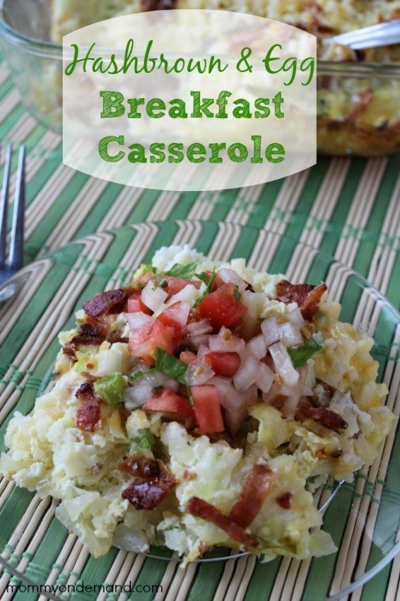hashbrown egg casserole