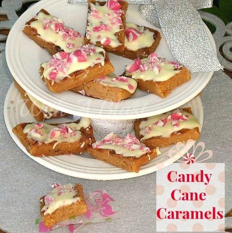 mint caramels
