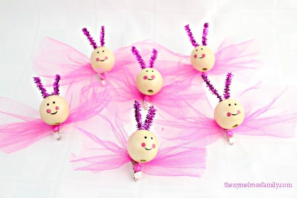Butterfly Hair Clips diy