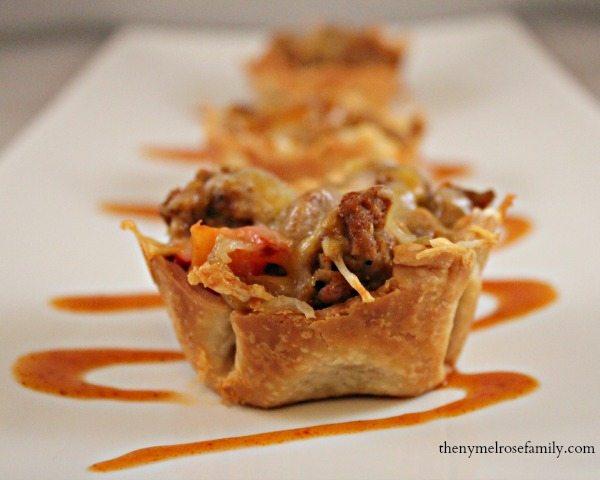 Empanada Pies Appetizer