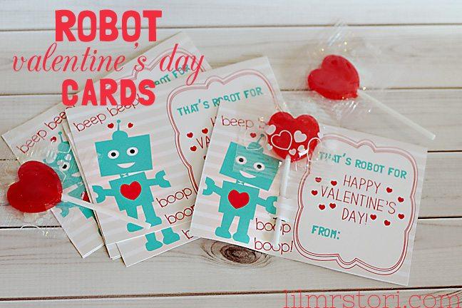 valentinesrobot