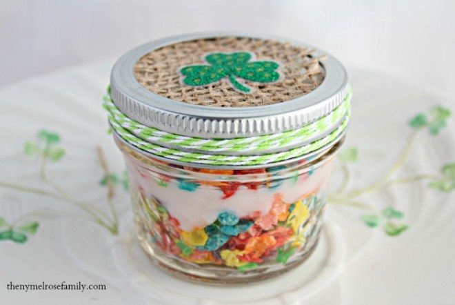 Yogurt Parfait for Kids