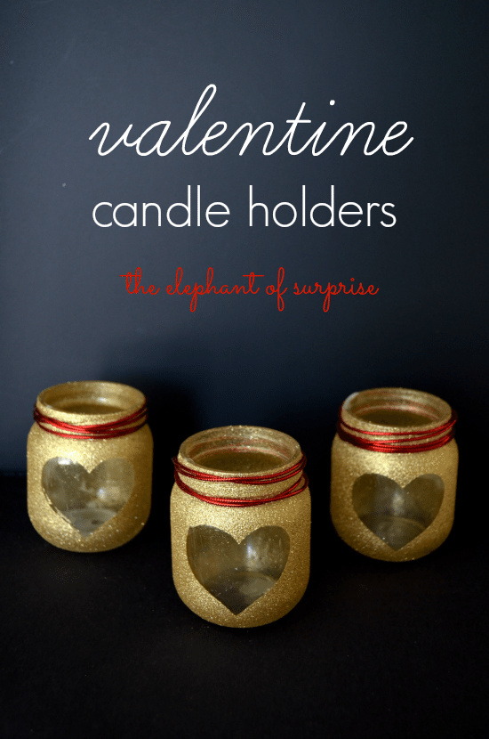 valentine candles title