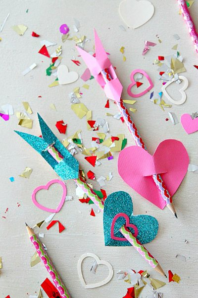 valentines day cupid toppers - Top Valentines Day Gifts from The NY Melrose Family