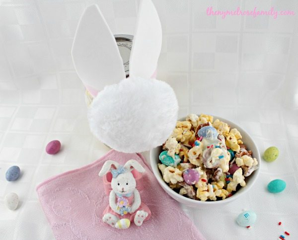 Easter Candy Bunny Tail