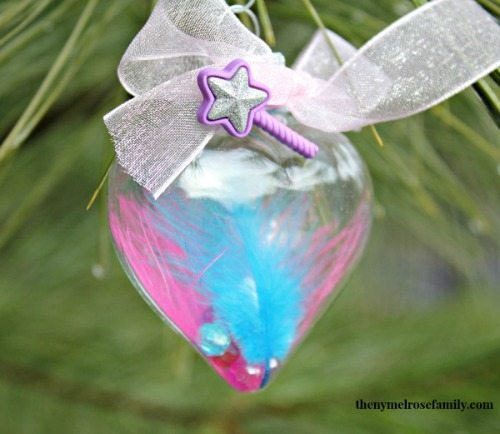 Princess Ornament Craft