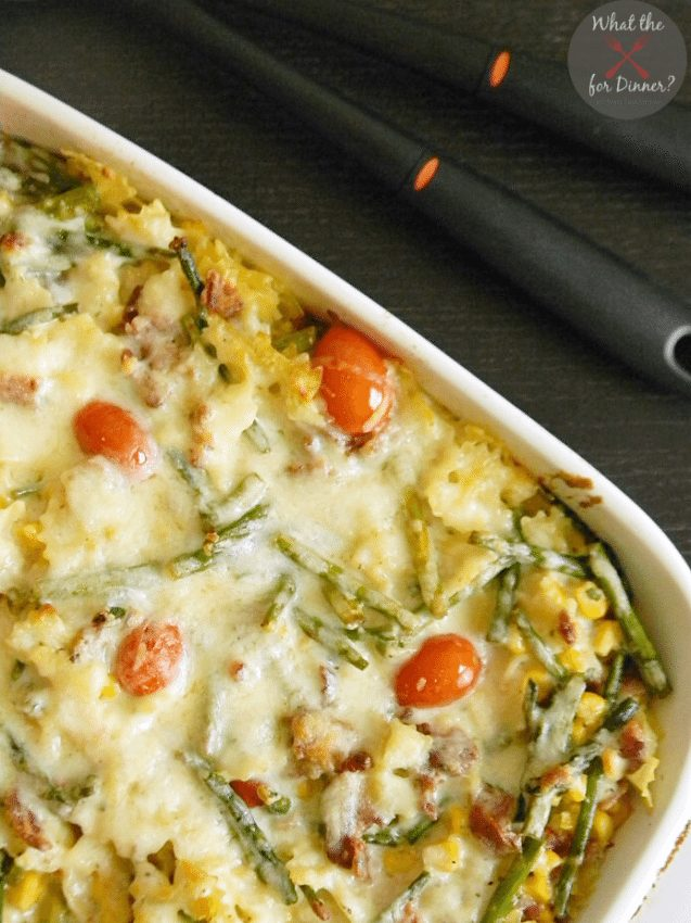 Bacon Ranch Pasta Bake: Ultimate Comfort Food