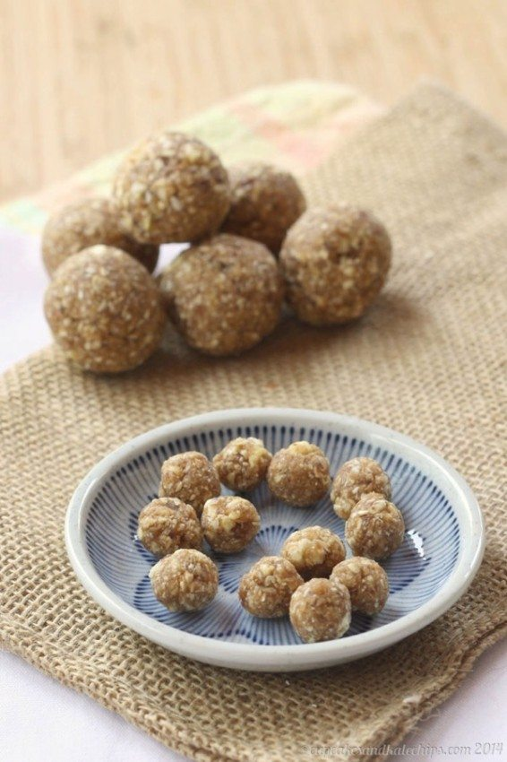 Toddler Healthy Snacks: Energy Balls