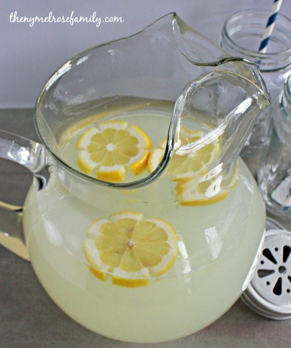 Refreshing Lemonade Recipe