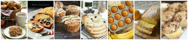 Healthy Breakfast Ideas Collage