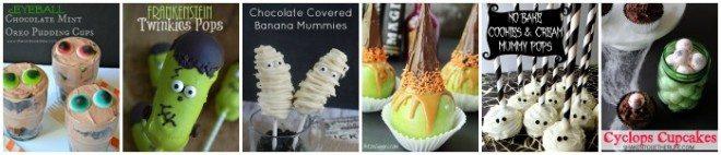 Halloween Desserts slider