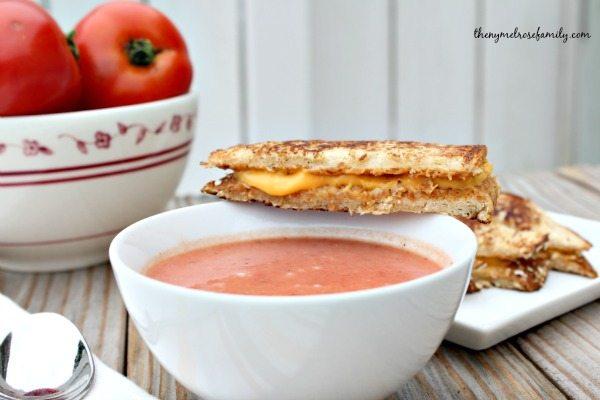 Homemade Tomato Bisque