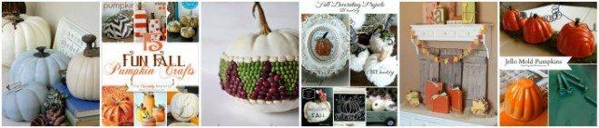 Pumpkin Decorating Ideas Slider